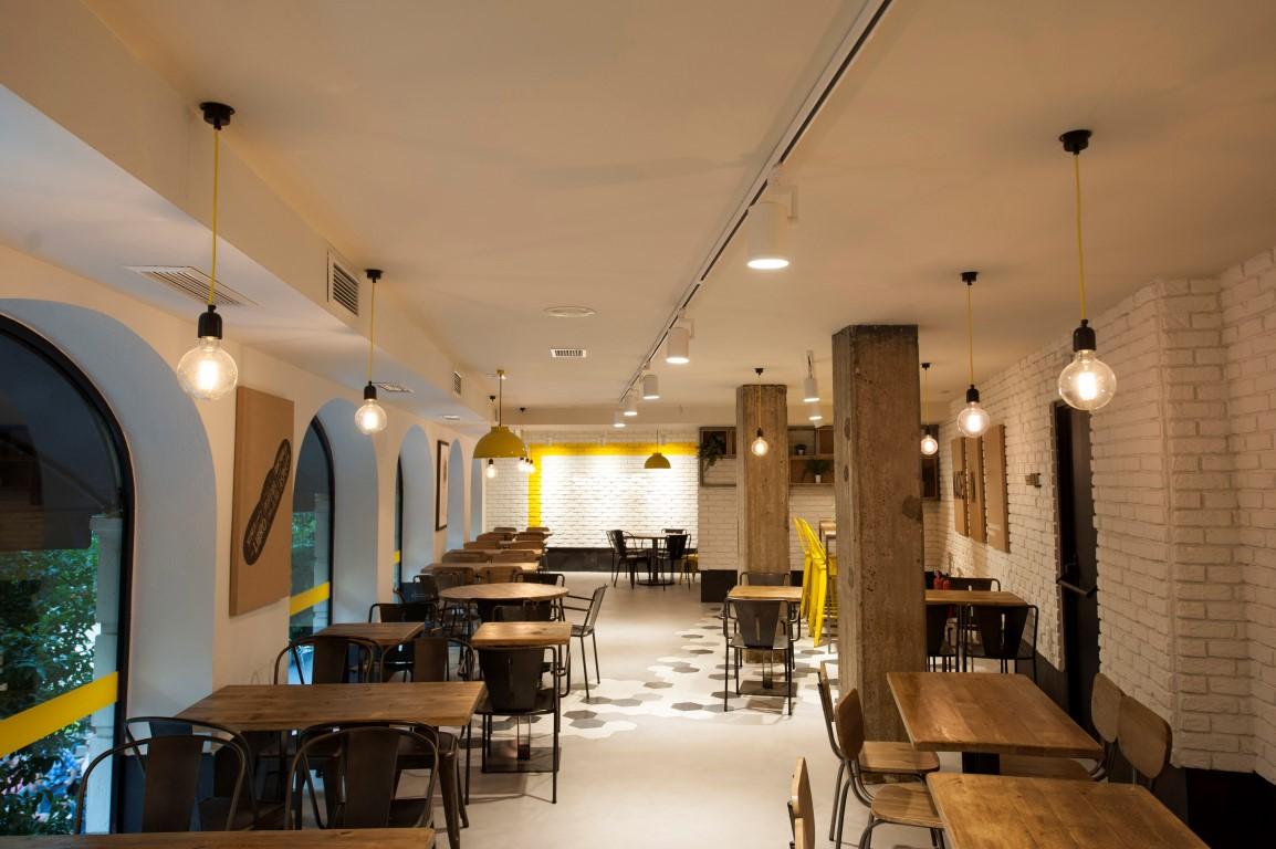 Proyectos Restaurante Myallum